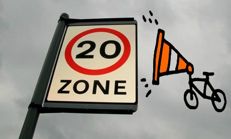 20 mph Streets for Glasgow