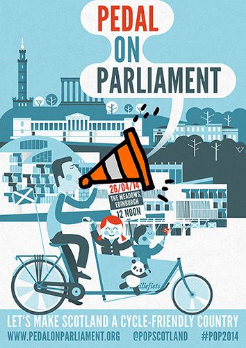 Gob Report: Pedal on Parliament