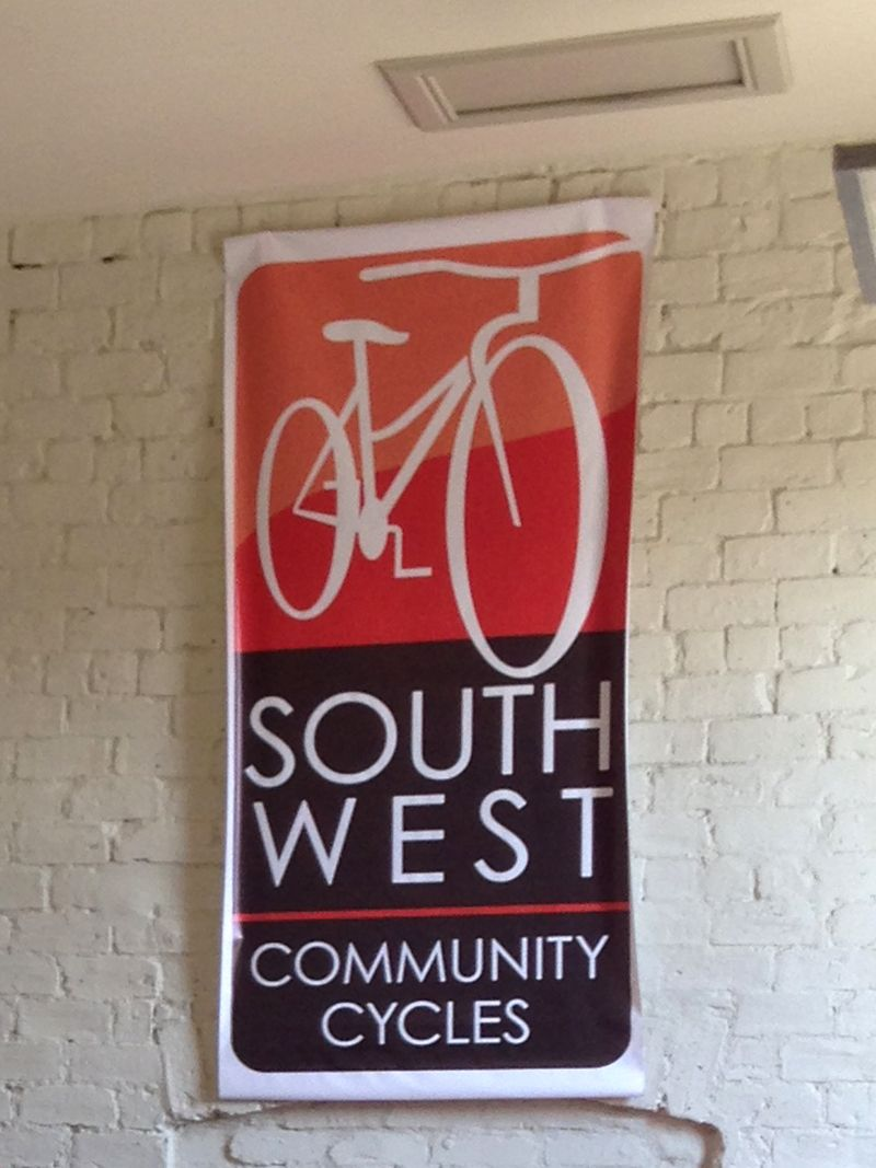 Gob Report: South West Community Cycles