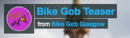 Bike Gob is A Tease