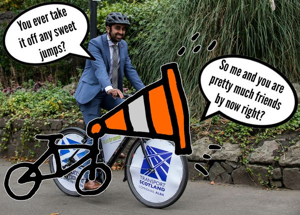 Letters to Humza - BG's New Bestie