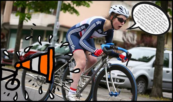 Bike Gob's Big Interview: Hannah Dines
